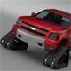 Chevrolet Avalanche Z71 Crawler