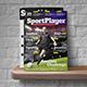 Sport Magazine Bundle (4 in 1)