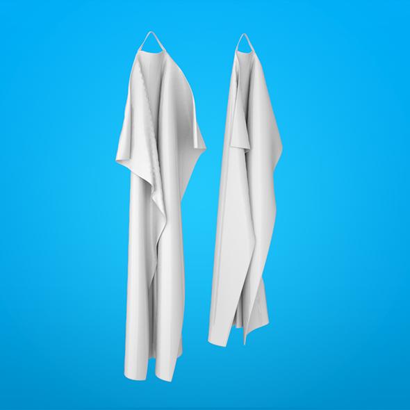 Dishtowel - 3DOcean Item for Sale