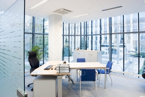 Modern office - Stock Photo - Images