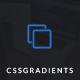 CSSGradients - Responsive CSS Gradient Script