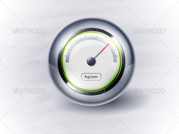 GraphicRiver Speedometer or clock 180068