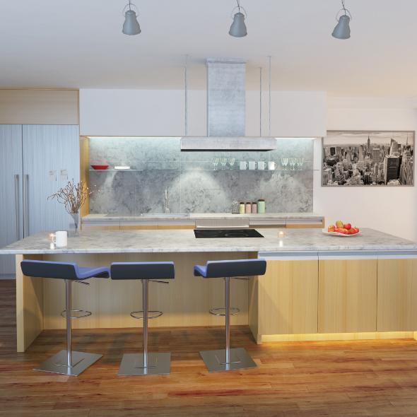 kitchen - 3DOcean Item for Sale