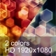 Hexagons defocus - VideoHive Item for Sale