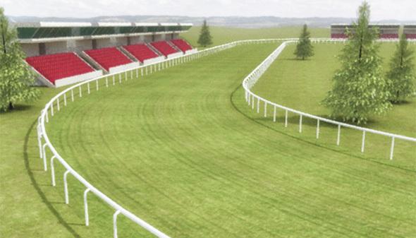 Racecourse Construction Kit - 3DOcean Item for Sale