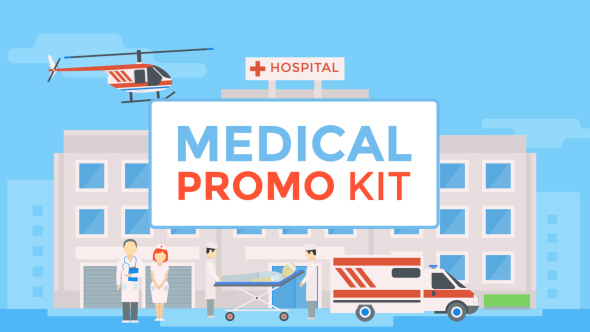 Medical Promo Kit (Commercials)