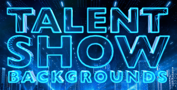 Download Talent Show Backgrounds nulled download