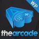 The Arcade - Gaming WordPress Responsive Theme