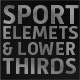 Sport Lower Thirds and Elements