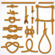 Rope and Knots - GraphicRiver Item for Sale