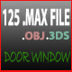 125 Door &  locker & window