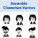 Assemble Your Character Pack