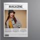 Indesign Magazine Template vol 5