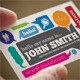 Hello! Business Card  - GraphicRiver Item for Sale