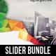 3 in 1 Corporate Business Slider Bundle
