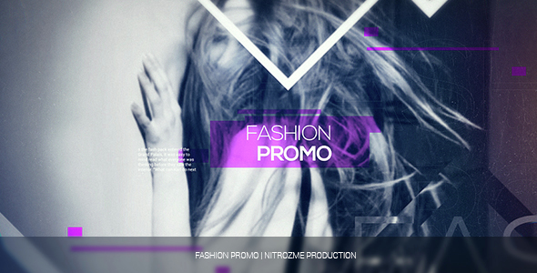 Fashion Promo (Special Events)