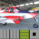 MW3DHDR0034 Aviation-Shop / Airplane Hangar HDRI Set