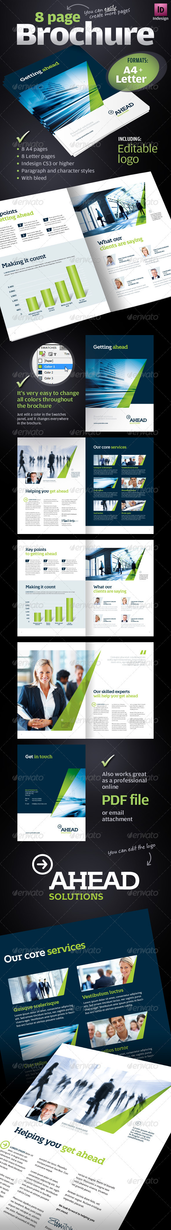 GraphicRiver Business Brochure 1527779