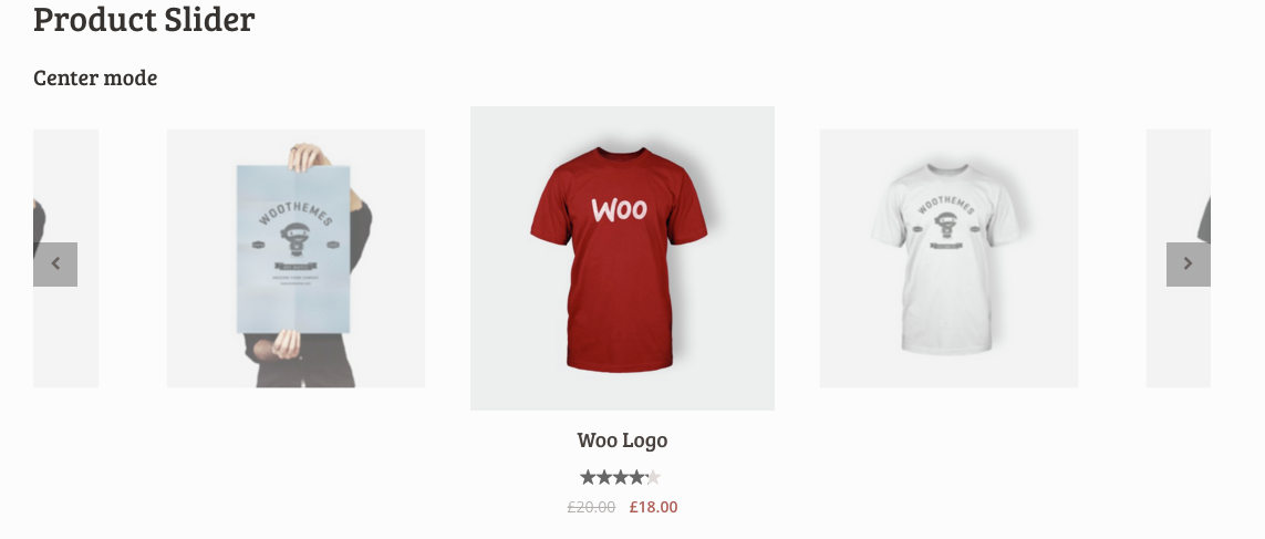WooCommerce Product Layouts 4