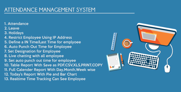 Timesheet Attendance Management System