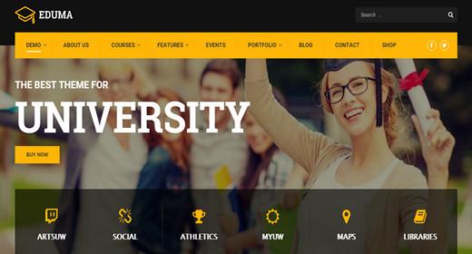 Academy Theme WordPress