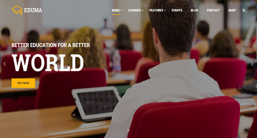 Responsive WordPress School Themes