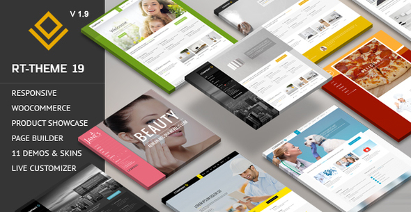 Download RT-Theme 19 | Responsive Multi-Purpose WP Theme nulled download