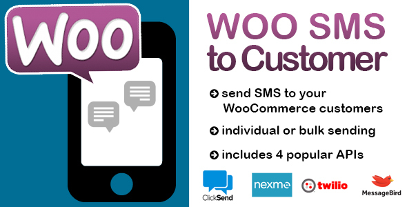 Download WooCommerce SMS Customer Notifications nulled download