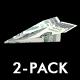 Flying Paper Airlane - Hundred Dollar Bill - Pack of 2