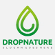 Drop Nature Logo
