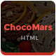 ChocoMars - E-commerce Bootstrap Template
