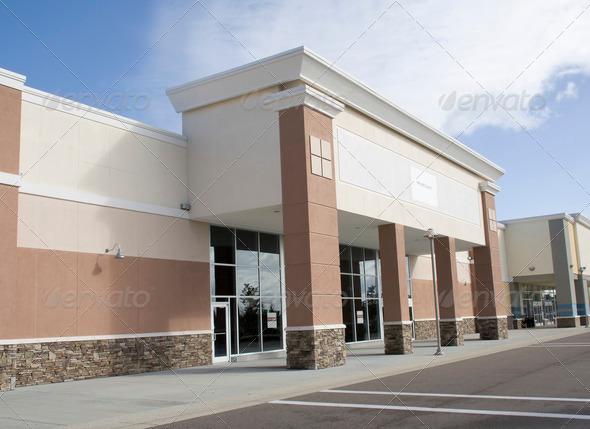 PhotoDune large empty retail store 1529161