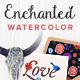 Enchanted Watercolor Kit