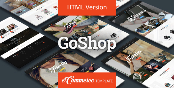 GoShop - Premium HTML Ecommerce Template