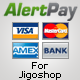 AlertPay Gateway para JigoShop