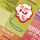 Certificate on the Discount 3 - GraphicRiver Item for Sale