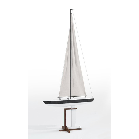 yacht - 3DOcean Item for Sale