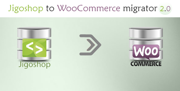 CodeCanyon Jigoshop-Woocommerce-Migrator 15303803