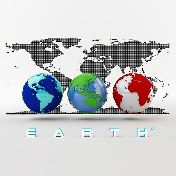 3D Earth - 3DOcean Item for Sale