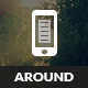 Around | Modal Menu for Mobiles & Tablets
