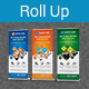 Multipurpose Business Roll-Up Banner Vol-09