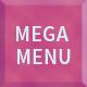 Flex Mega Menu - Bootstrap