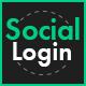 Login with Social Media