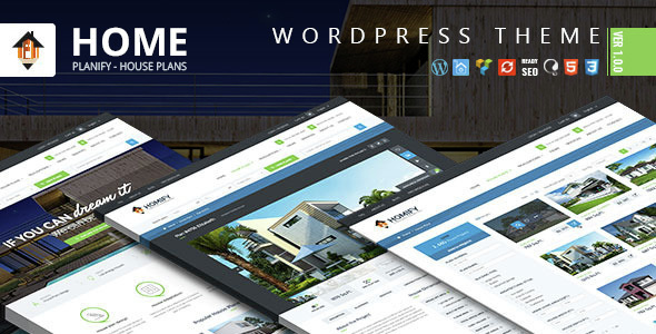 12 - Home Planify - WordPress Real Estate Theme