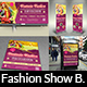 Fashion Show Party Advertising Bundle