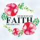 Faith and Prayers Church Flyers Bundle