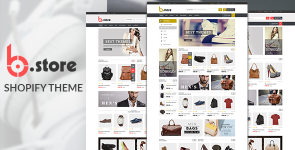 Download BStore - Responsive eCommerce Shopify Theme nulled download