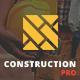 Construction PRO - Building & Renovation Services Construction WordPress Theme