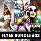 Night Club Flyer Bundle #02 - GraphicRiver Item for Sale
