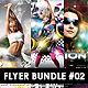 Night Club Flyer Bundle #02 - GraphicRiver Item for Sale